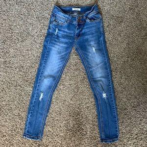 Cropped encore jeans